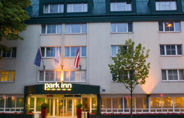 фото Park Inn by Radisson Uno City Vienna изображение №10
