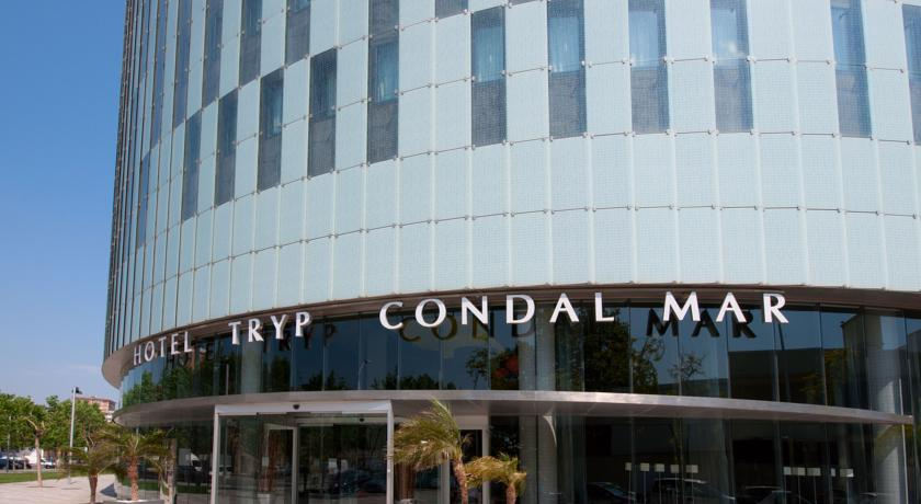 Tryp Barcelona Condal Mar Hotel, 4*, Барселона alma barcelona 5 барселона