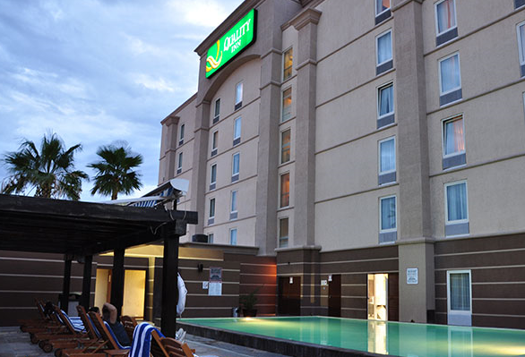 фото Holiday Inn Express Hotel and Suites in Cd Juarez изображение №14