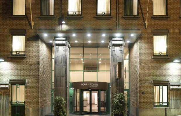фото Four Points by Sheraton Brussels изображение №14