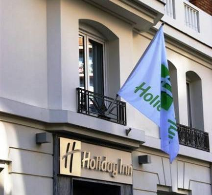 фотографии Holiday Inn Garden Court Paris Auteuil изображение №8