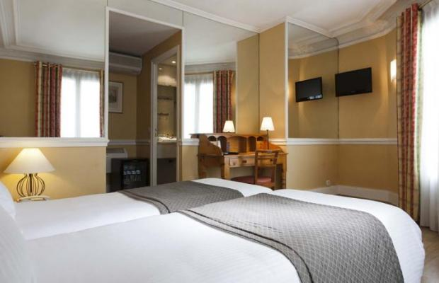 фото отеля Hotel Claude Bernard Saint Germain Paris изображение №5
