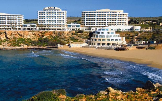 фото отеля Radisson Blu Resort & Spa, Malta Golden Sands изображение №17