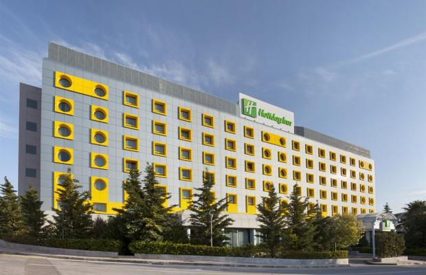 фото отеля Holiday Inn Athens-Attica Avenue изображение №1