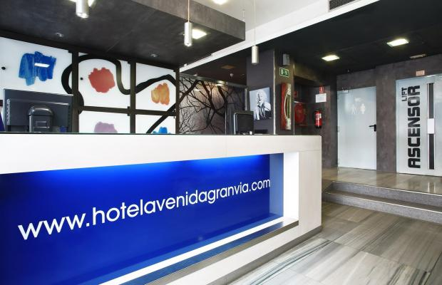 фото отеля Petit Palace Avenida Gran Via (ex. High Tech Avenida) изображение №9