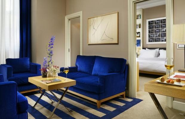 фото отеля The First Luxury Art Hotel Roma изображение №13