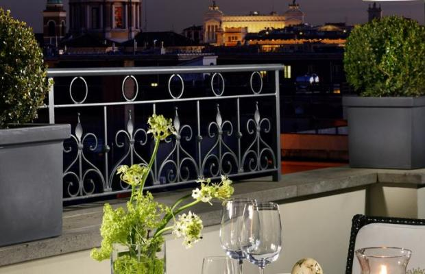 фото отеля The First Luxury Art Hotel Roma изображение №21