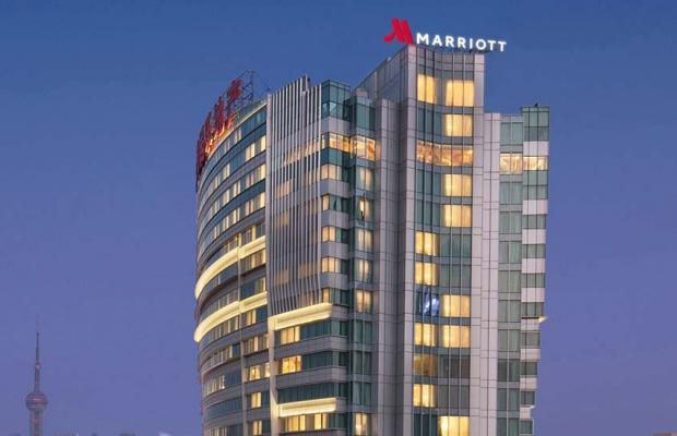 фото отеля Shanghai Marriott Hotel City Centre изображение №1