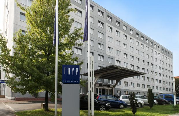 фото отеля TRYP by Wyndham Berlin City East (ex. Ramada Hotel Globus Berlin) изображение №1