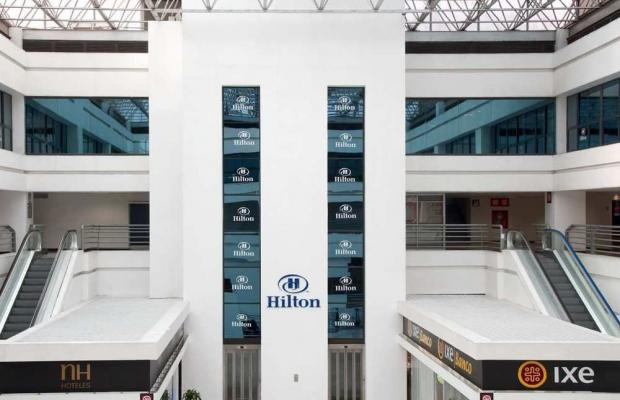 фото отеля Hilton Mexico City Airport изображение №1