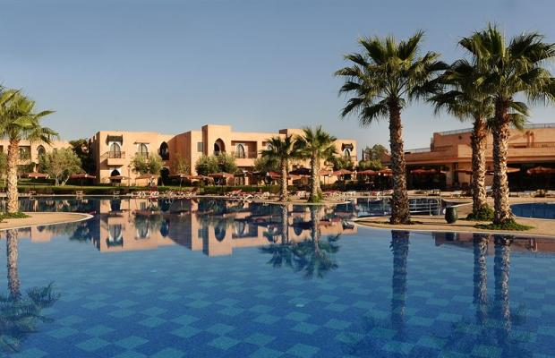 фото отеля Marrakech Ryads Parc & Spa by Blue Sea (ex. Bluebay Marrakech) изображение №1