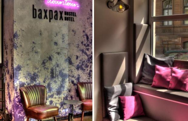 фото Baxpax downtown Hostel изображение №10