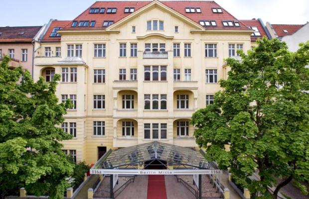 фото отеля Grand City Hotel Berlin Mitte изображение №1