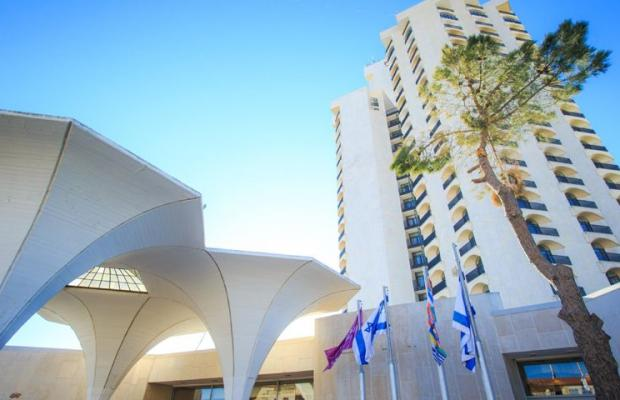 фото отеля Crowne Plaza Jerusalem изображение №1