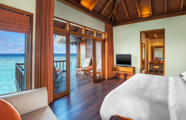 фотографии отеля Sheraton Maldives Full Moon Resort & Spa изображение №23