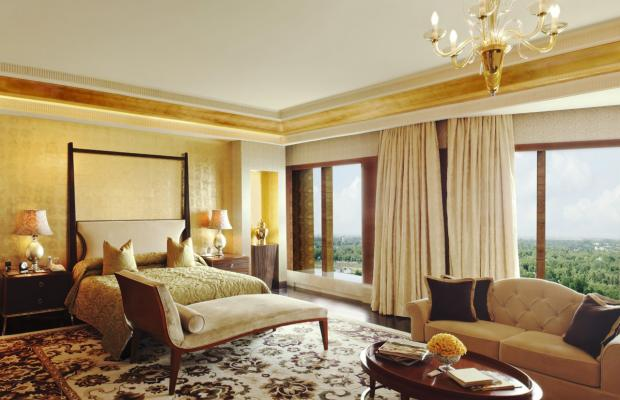 фотографии отеля The Leela Ambience Gurgaon Hotel & Residences (ex. The Leela Kempinski Gurgaon) изображение №7