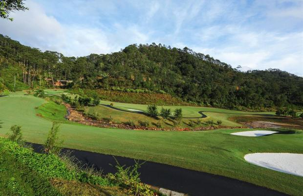 фото отеля Sacom Tuyen Lam Golf Club & Resort изображение №5