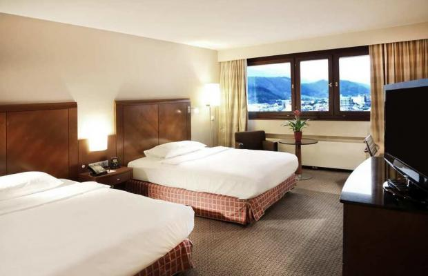 фото отеля Hilton Innsbruck (ex. Holiday Inn) изображение №17