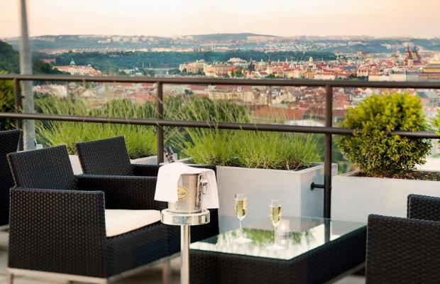 фото NH Prague City (ex. Moevenpick Prague) изображение №2
