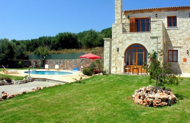 фотографии отеля Cretan Exclusive Villas - Alfa Odeon изображение №39