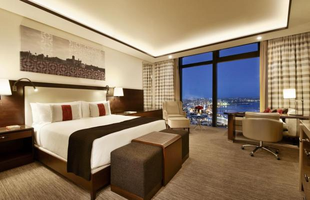 фото Fairmont Baku Flame Towers изображение №18