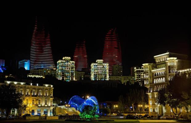 фото отеля Fairmont Baku Flame Towers изображение №29