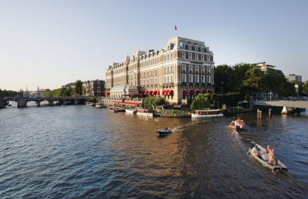 фото InterContinental Amstel Amsterdam изображение №2