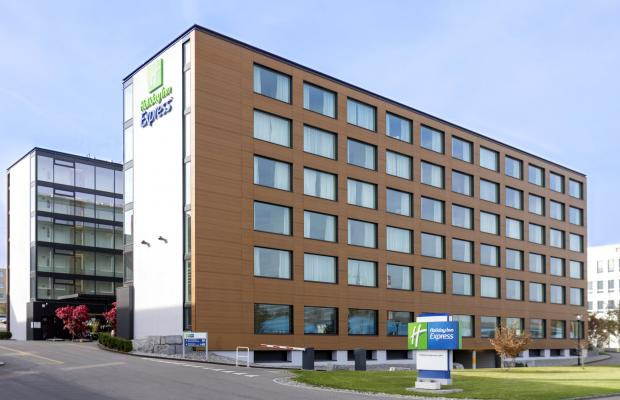 фото Holiday Inn Express Zurich Airport изображение №34