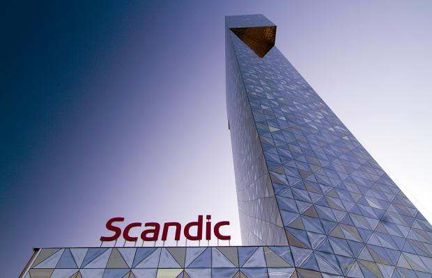 фото отеля Scandic Victoria Tower изображение №33