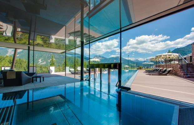 фото отеля Albion Mountain Spa Resort Dolomites (ex. Albion) изображение №13