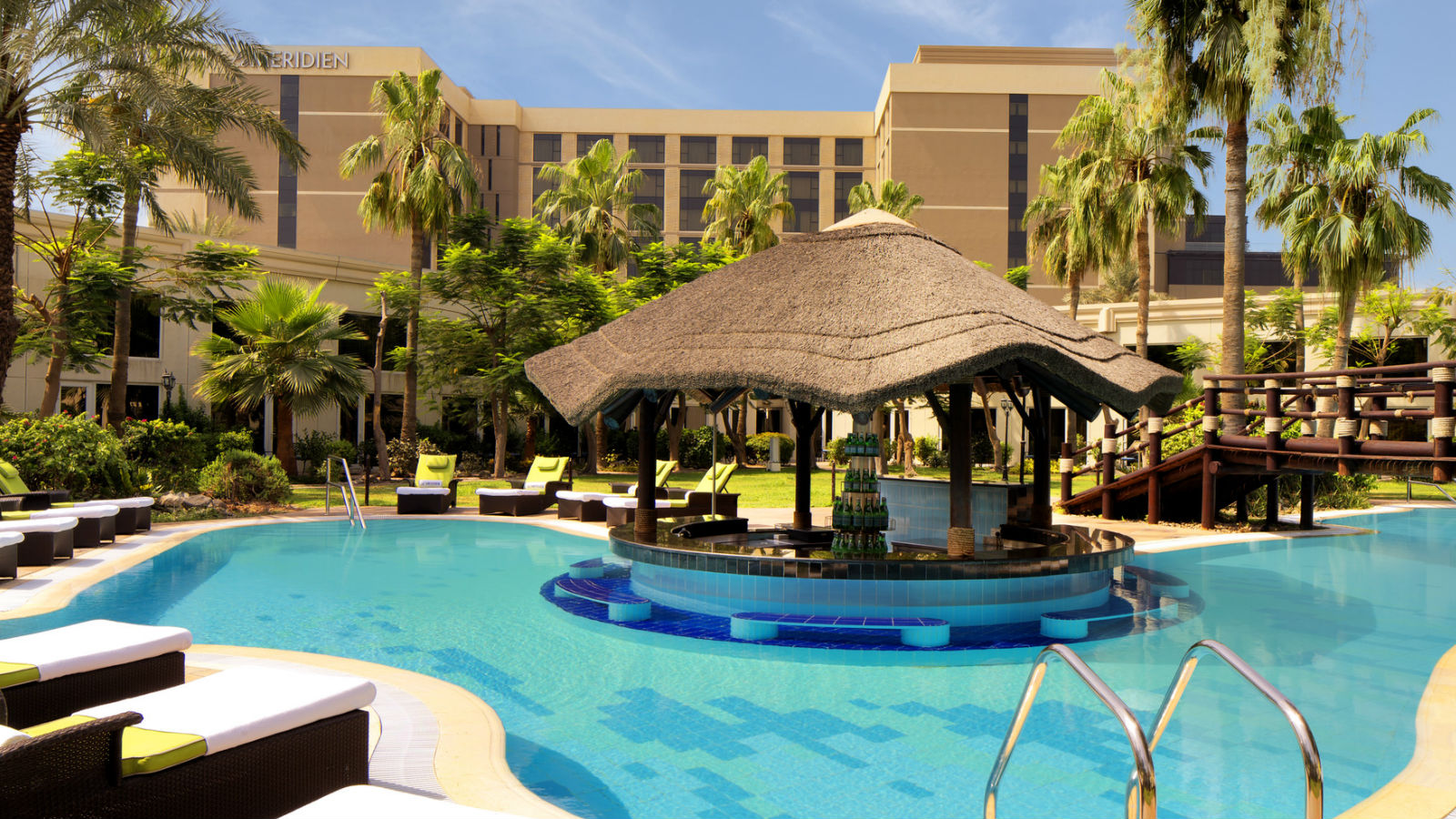 Le Meridien Dubai Hotel & Conference Centre, 5*, Дубай fraser suites dubai 5 дубай