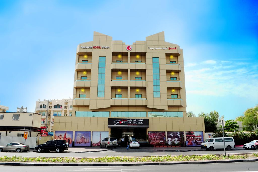 Fortune Hotel Deira (ex. Deira Town), 3*, Дубай delmon palace hotel ex vendome plaza 4 дубай