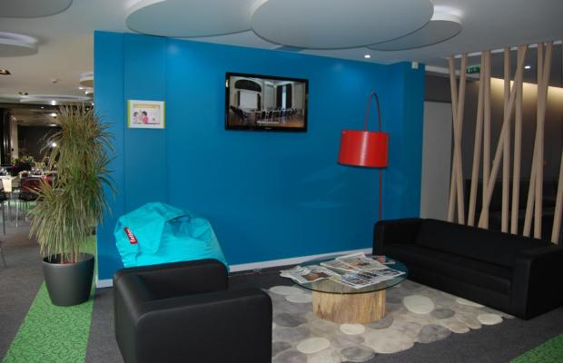 фото Ibis Styles Reims Centre (ex. Express by Holiday Inn Reims) изображение №38