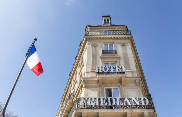 фото Hotel Champs-Elysees Friedland by Happyculture (ex. Best Western Etoile Friedland Champs-Elysees) изображение №2