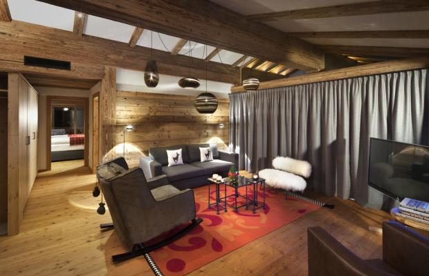 фотографии Kitzhof Mountain Design Resort (ex. Sporthotel Astron) изображение №24