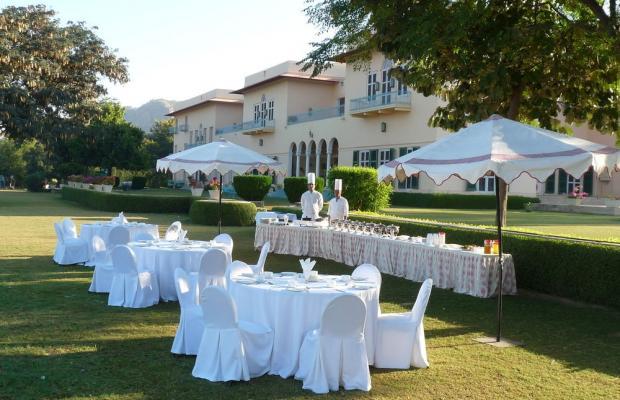 фотографии The Gateway Hotel Ramgarh Lodge изображение №44