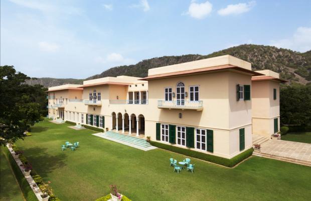 фотографии отеля The Gateway Hotel Ramgarh Lodge изображение №31