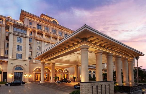 фотографии отеля Hilton Haikou Meilan изображение №23
