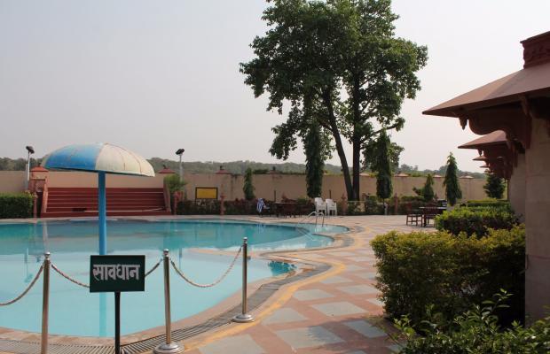 фото отеля The Orchha Resort изображение №9
