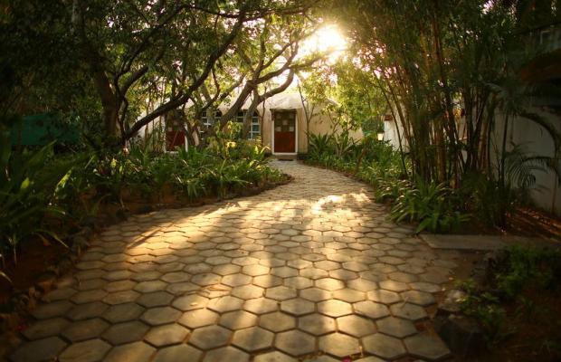 фотографии отеля INDeco Mahabalipuram изображение №31