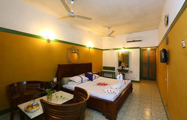 фотографии отеля INDeco Mahabalipuram изображение №11