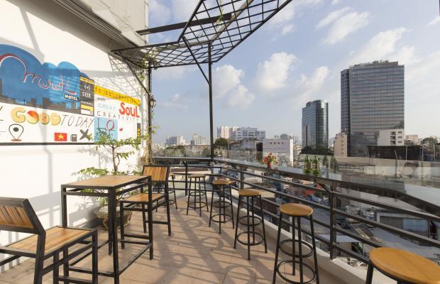 фото отеля Meraki Hotel (ex. Saigon Mini Hotel 5) изображение №17