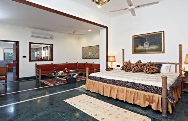 фотографии отеля Vivanta by Taj - Sawai Madhopur Lodge изображение №43