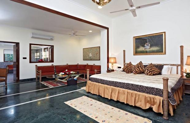 фото отеля Vivanta by Taj - Sawai Madhopur Lodge изображение №41