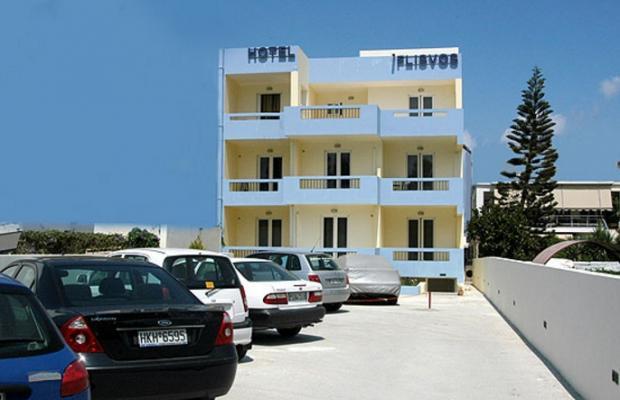 фотографии отеля Flisvos изображение №3