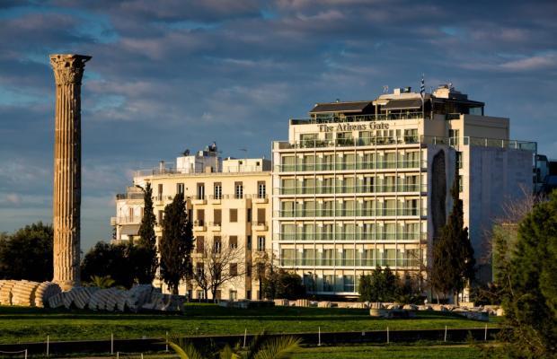 фото отеля The Athens Gate Hotel изображение №1