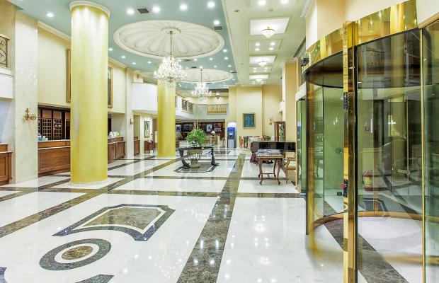 фотографии отеля Grand Hotel Palace изображение №23