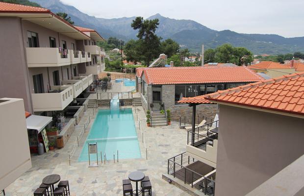 фотографии отеля Ntinas Filoxenia Thassos Hotel Apartments изображение №59
