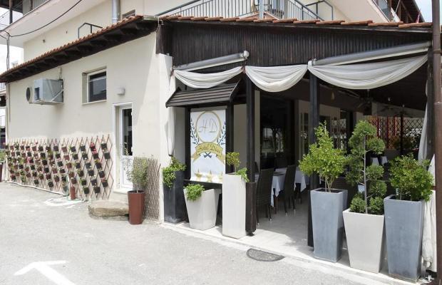 фотографии отеля Dias Hotel Makrigialos изображение №7
