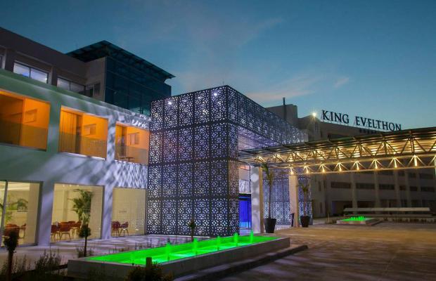 фото King Evelthon Beach Hotel & Resort изображение №66